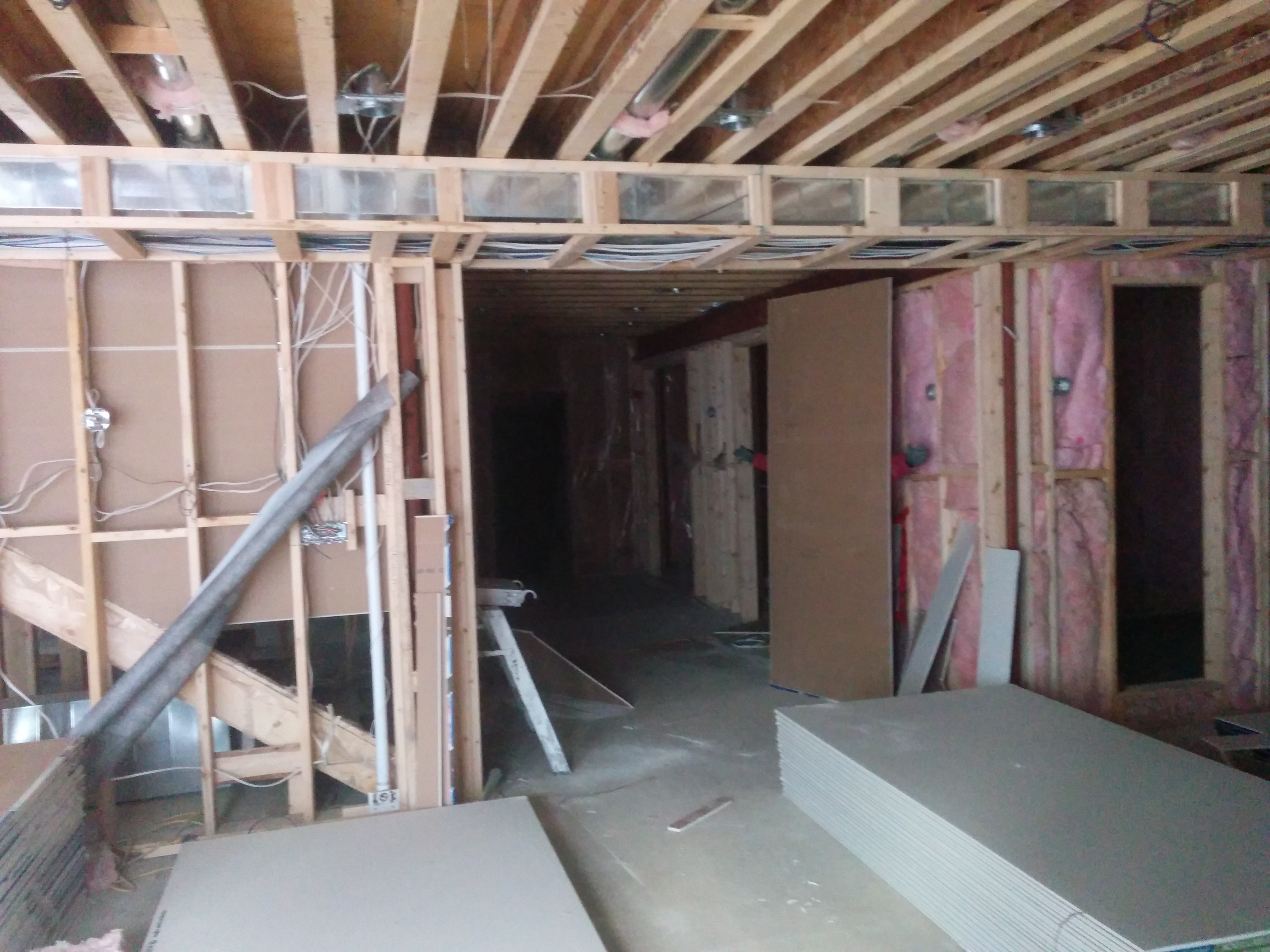 Toronto Drywall insulation