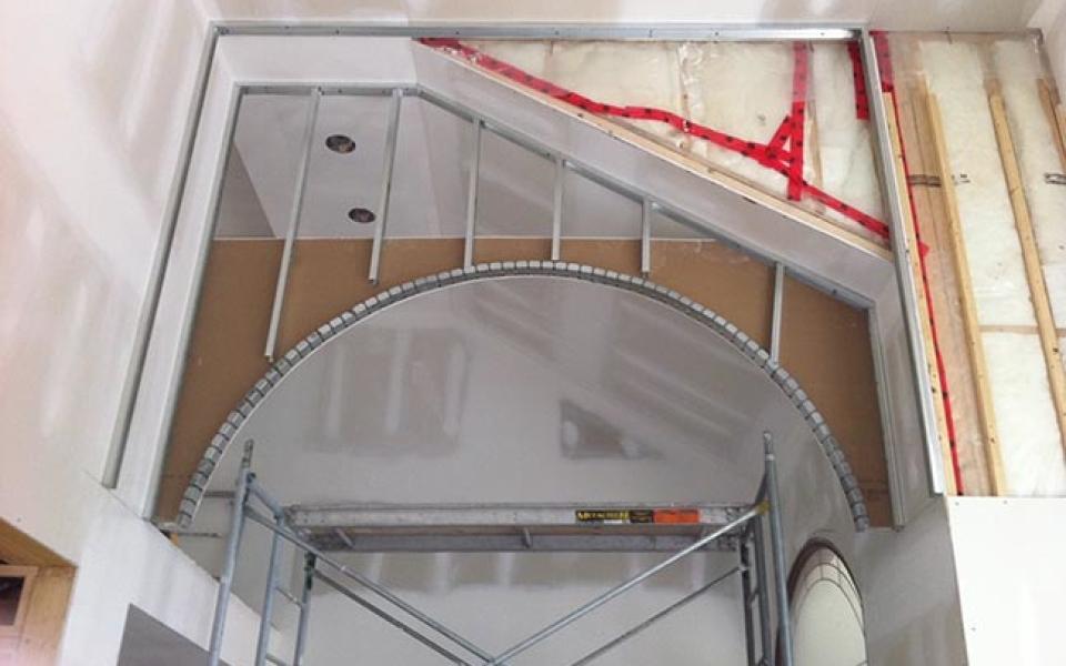 Metal Stud Framing Toronto | Centennial Drywall Inc