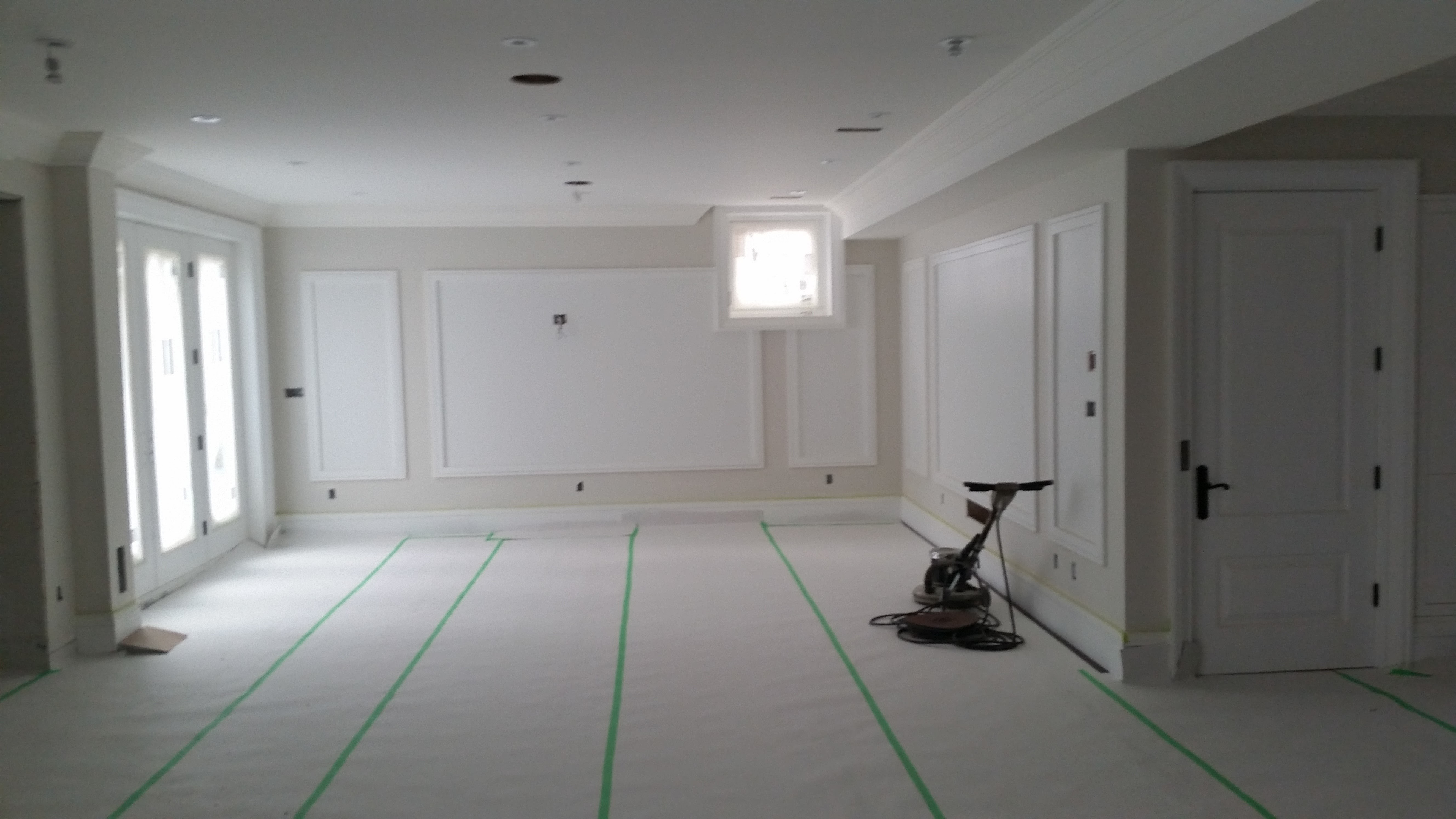 custom home drywall services