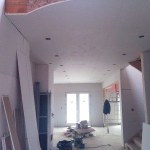 Drywall installation services in Toronto