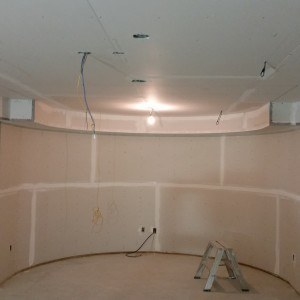 Drywall Taping & Finishing